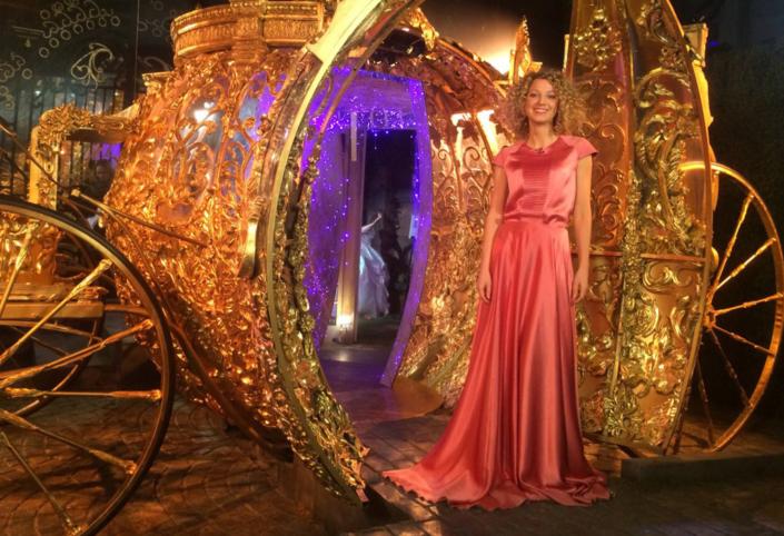 Filmkulisse Cinderella